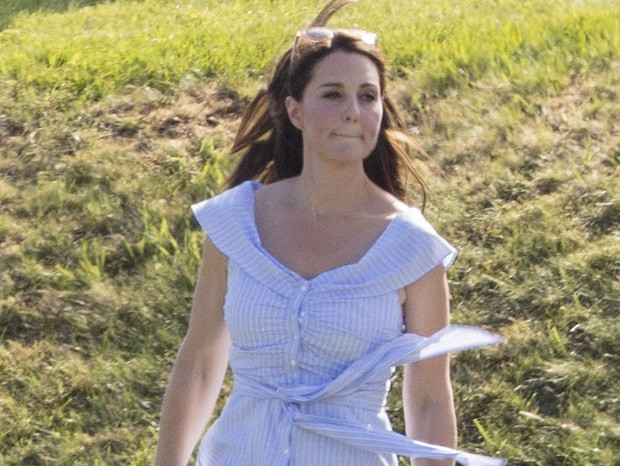 Kate Middleton (Foto: Grosby Group)