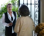 Emília (Ana Beatriz Nogueira) e Vitória (Irene Ravache) | Reprodução