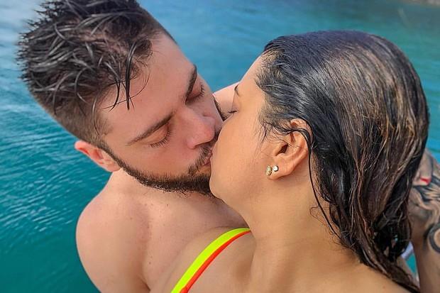 Rodrigo Godoy e Preta Gil (Foto: Reprodução/Instagram)