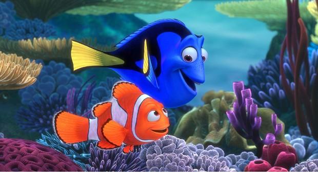 Cena de Procurando Nemo (Foto: Divulgação)