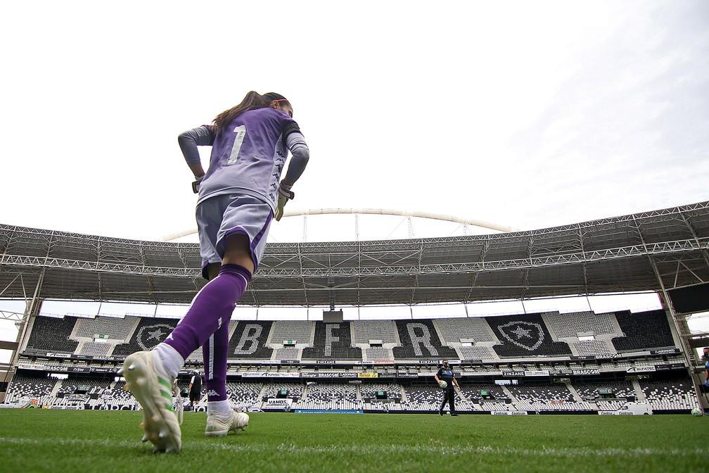 Rubi abraçou projeto do Botafogo e ajudou técnico a fazer grupo mais forte — Foto: Vitor Silva/Botafogo