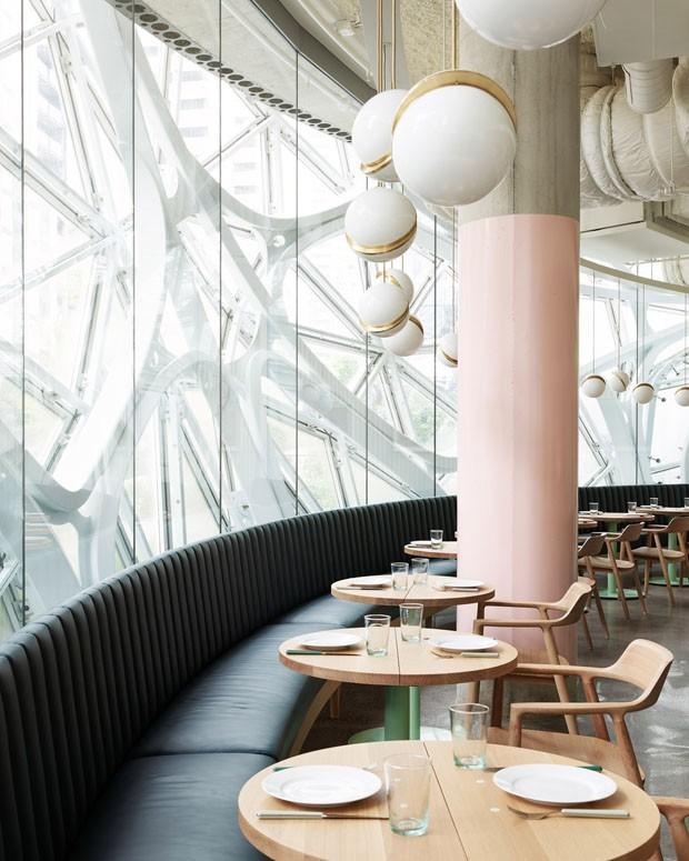3 ideias de décor deste restaurante que você vai querer na sua casa (Foto: Divulgação)