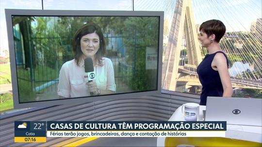 Quer dicas culturais para essas férias na capital paulista?