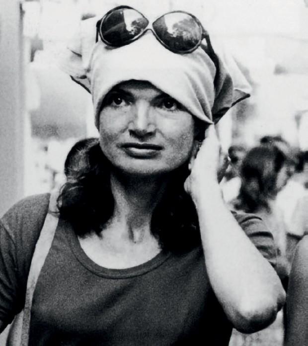 Jackie O., anos 70 (Foto: Hulton Archive, Pascal Le Segretain, Sean Gallup, Slaven Vlasic/Getty Images)