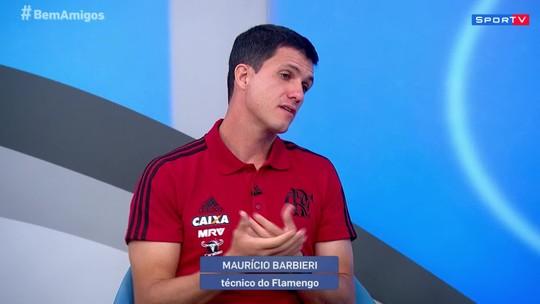 """Barbieri reclama de calendário e de perdas por convocação: """"Quem perde é o espetáculo"""""""