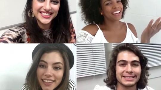 Elenco e fãs se despedem de 'Malhação Sonhos'