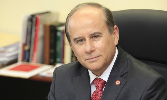 O novo presidente da Capes, Benedito Guimarães Aguiar Neto