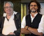 Benedito Ruy Barbosa e Luiz Fernando Carvalho | Divulgação