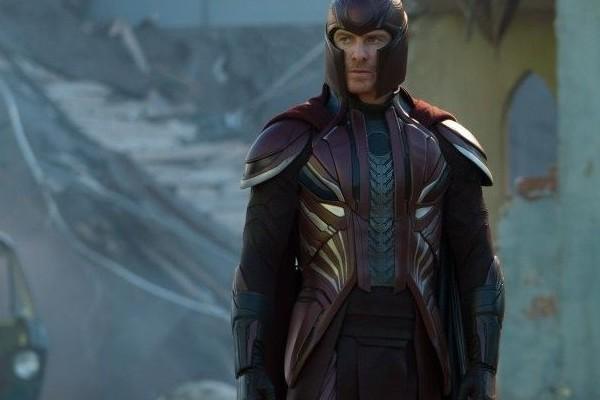 O ator Michael Fassbender no papel do mutante Magneto (Foto: Reprodução)