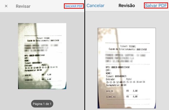 Iniciando o salvamento do documento pelo Acrobat Reader  (Foto: Reprodução/Edivaldo Brito)