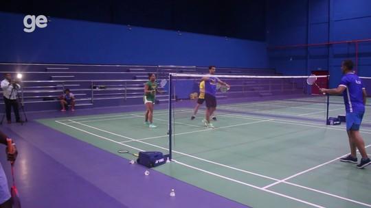 Após cirurgia, Lohaynny se recupera e tem missão em 2019: ser campeã do badminton no Pan