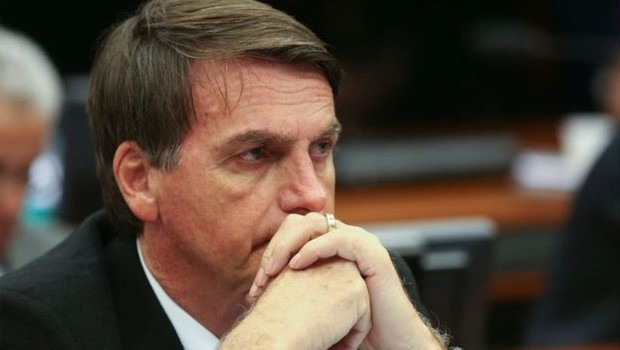 Bolsonaro trocou o PSC pelo PSL para disputar a Presidência (Foto: FABIO RODRIGUES POZZEBOM/AGÊNCIA BRASIL via BBC)