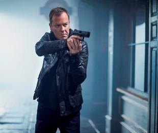 Kiefer Sutherland como Jack Bauer em '24 horas' | Divulgação