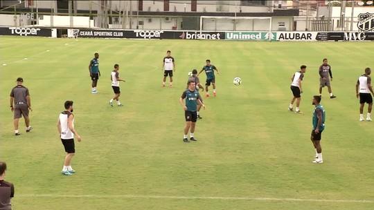 Ceará precisa apenas de empate para escapar do rebaixamento no Brasileirão 2019