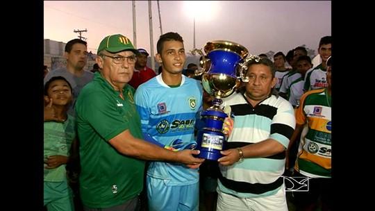 Sabiá vence o Sampaio e é campeão da Copa Maranhão sub-19