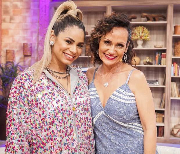 Lexa e Faa Morena (Foto: Divulgação/Andrea Dallevo)