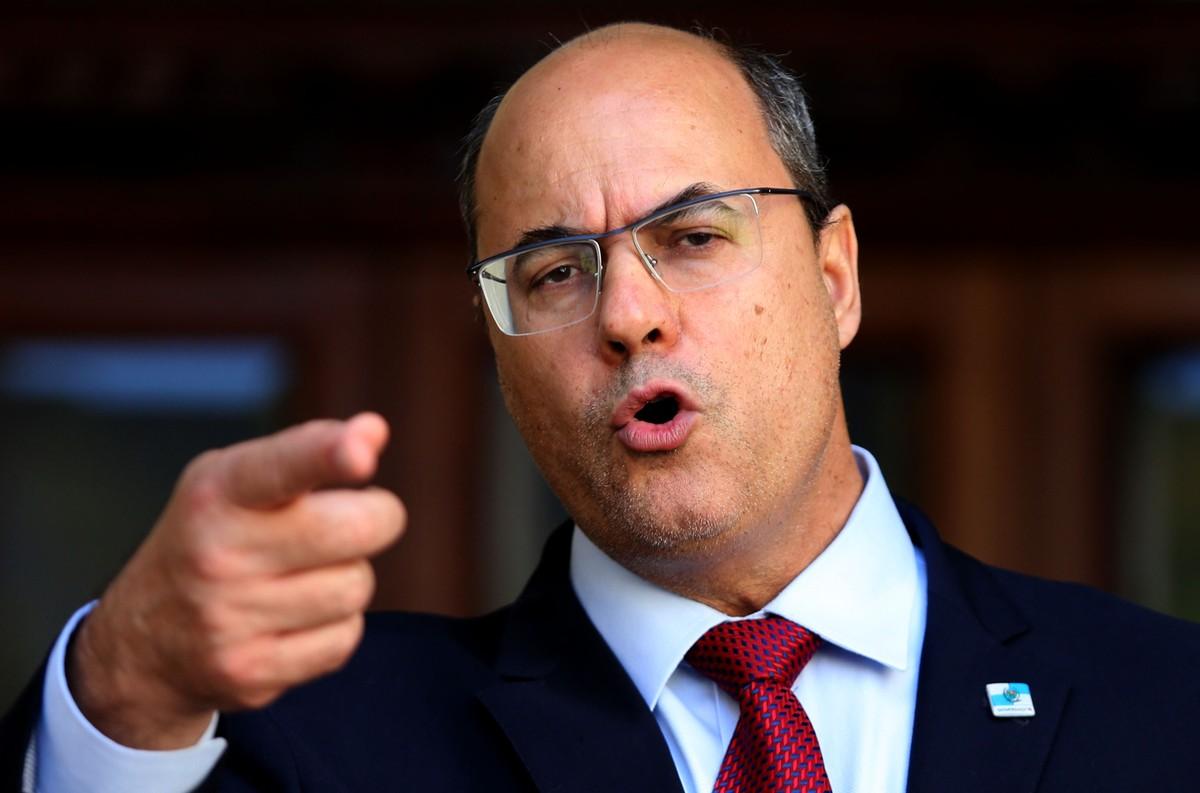 Ministro Nunes Marques concede a Wilson Witzel direito de não comparecer à CPI da Covid