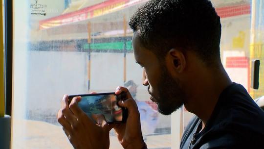 Conheça o projeto Do Buzão, que publica fotos tiradas de dentro dos ônibus na web