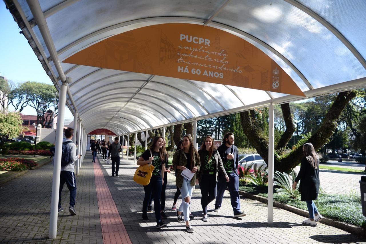 Inscrições para o Vestibular de Verão da PUC-PR terminam nesta terça-feira (15) - Notícias - Plantão Diário