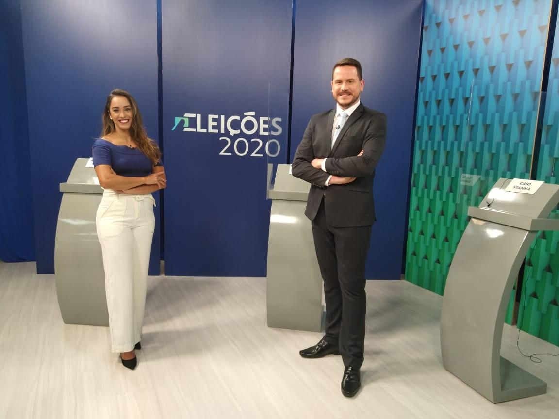 Reveja: debate da Inter TV RJ no segundo turno com os candidatos à prefeitura de Campos dos Goytacazes