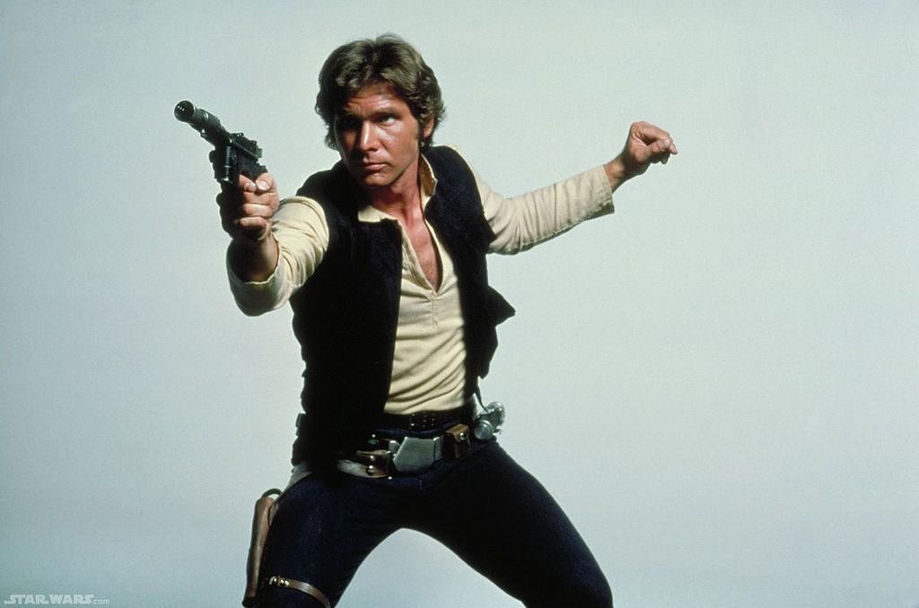 Harrison Ford como Han Solo em Star Wars (Foto: Divulgação)