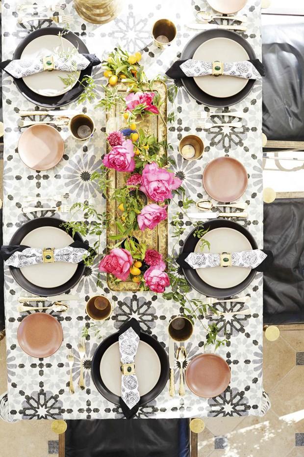 Ellen Pompeo mostra decoração de sua casa (Foto: Reprodução/Veranda)
