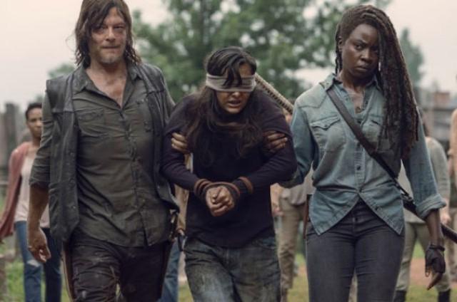 Cena de 'The walking dead' (Foto: AMC)