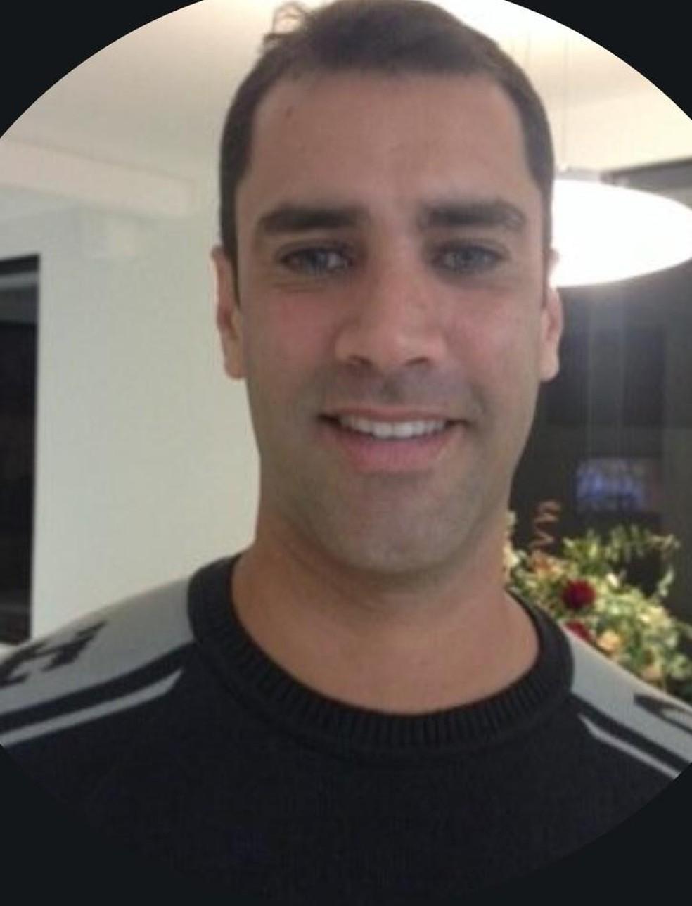 PM Khaled Hable é apontado como sócio de Fernandinho Guarabu — Foto: Reprodução
