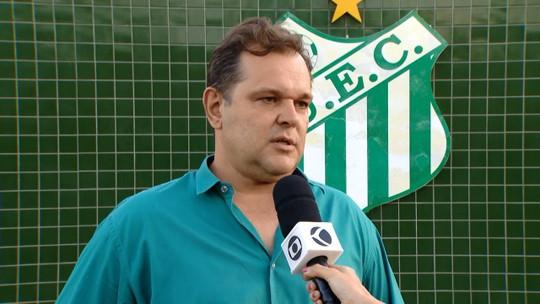Diretor de futebol do UEC detalha planejamento após acesso à elite do Mineiro