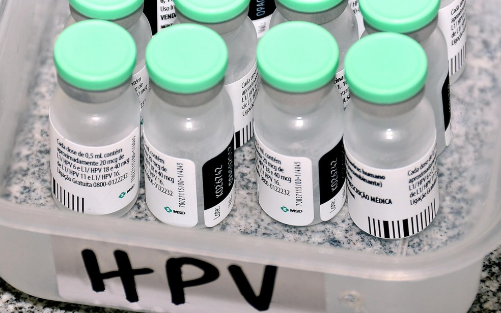 Vacinas de HPV serão distribuídas a instituições de ensino em Goiás — Foto: SMS Goiânia/Divulgação