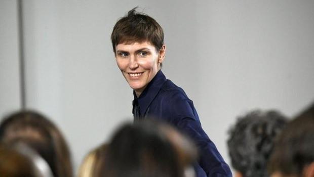 Para Gabriela Hearst, a sustentabilidade é uma possibilidade criativa (Foto: Getty Images via BBC)
