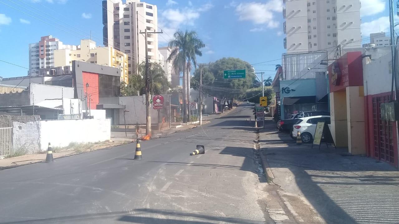 Incêndios em restaurante e em transformador são registrados em Cuiabá