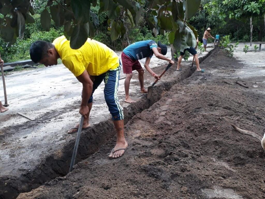 Sistemas de acesso à água e saneamento beneficiarão aldeias Munduruku do Médio Tapajós