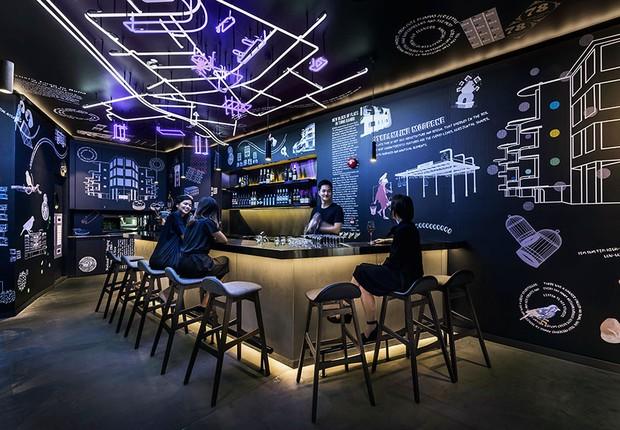 COO Boutique Hostel & Sociatel, em Cingapura (Foto: Divulgação)