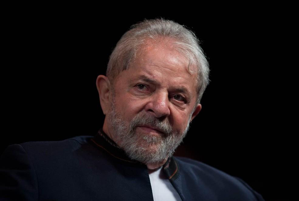 O ex-presidente Lula (Foto: Mauro Pimentel/AFP/Arquivo)