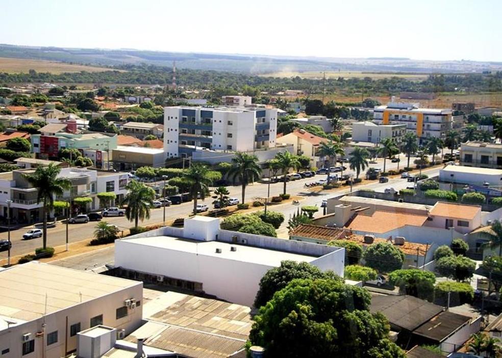 Campo Verde — Foto: Prefeitura de Campo Verde (MT)