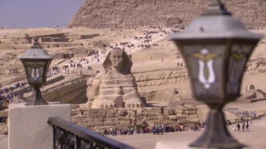 Das pirâmides até Salah: Egito celebra o melhor jogador árabe e destaque mundial com o futebol
