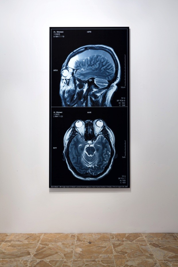 Ai Weiwei ganha mostra em São Paulo com obras que debatem traumas brasileiros (Foto: Galleria Continua)