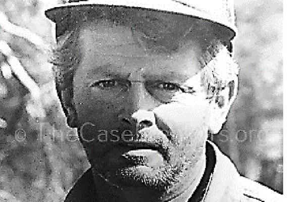 Retrato de Gary Francis Poste divulgado pelo grupo Case Breakers (Foto: divulgação)
