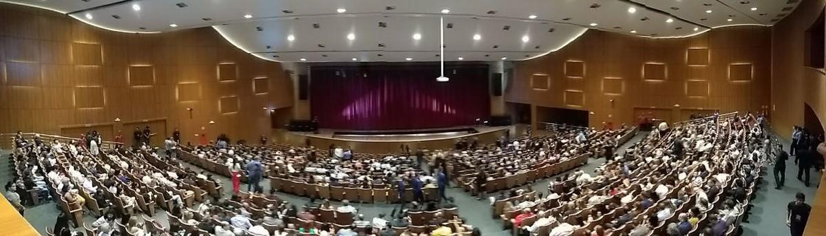 Prefeitura de Boa Vista inaugura teatro com espaço para público de 1,1 mil pessoas
