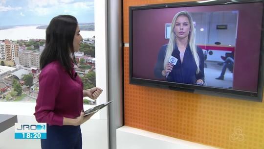 VÍDEOS: Jornal de Rondônia 2ª Edição de segunda-feira, 17