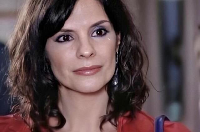 Helena Ranaldi é Chiara em 'Fina estampa' (Foto: Reprodução)