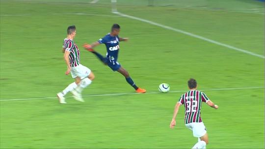 Melhores momentos de Fluminense 0 x 1 Santos pela 12ª rodada do Brasileirão 2018