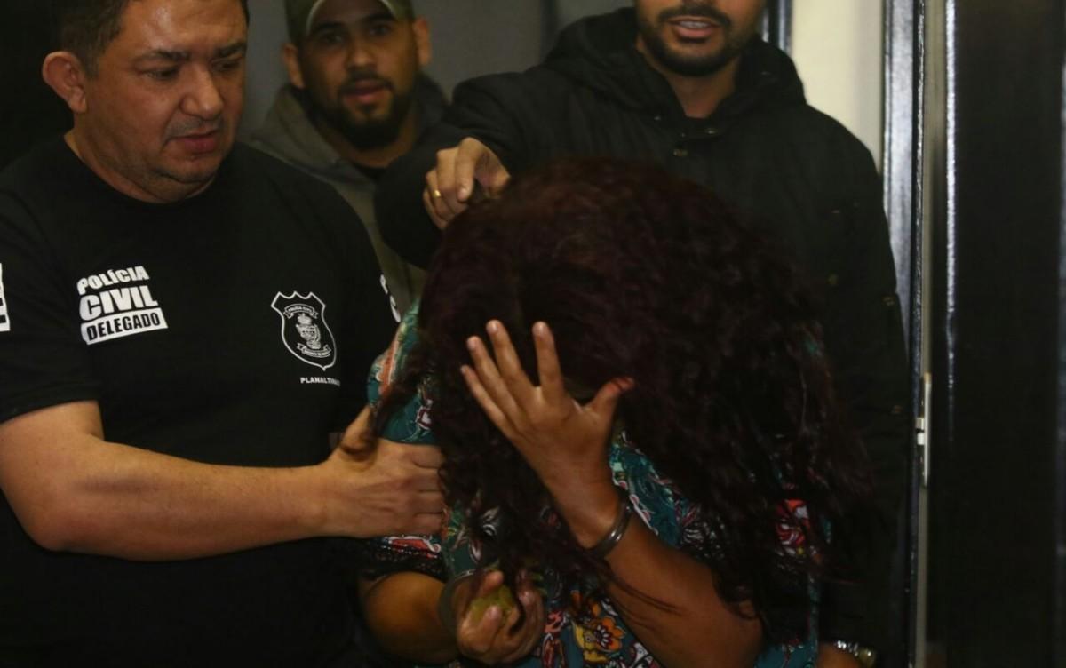 Mulher é condenada a 2 anos e 6 meses de prisão por 'roubar' bebê no centro do DF