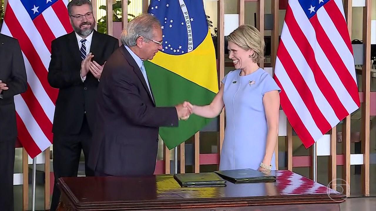 Estados Unidos fazem pressão para o Brasil não comprar tecnologia 5G da China