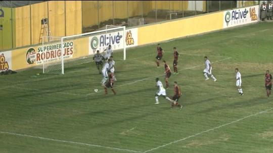Aldeone Abrantes esbraveja contra árbitro após empate na estreia; súmula fala em agressão