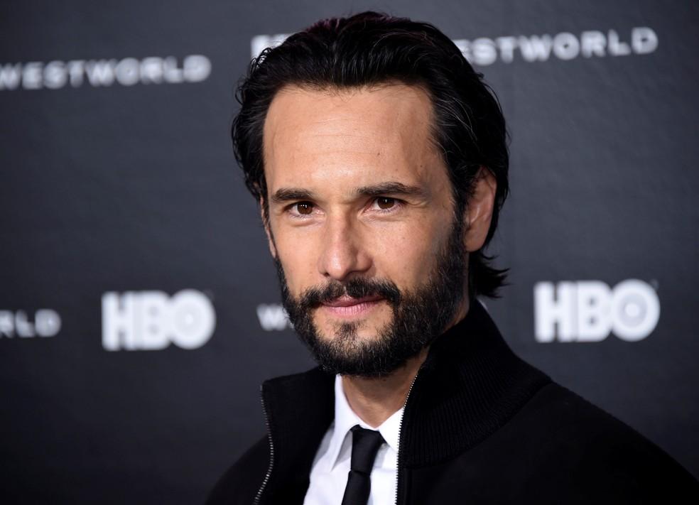 -  Rodrigo Santoro na estreia da série da HBO   39;Westworld  39; em Hollywood, California, em setembro de 2016.  Foto: Reuters/Phil McCarten