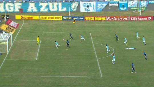 """De volta, Claudio Tencati resume como """"frustrante"""" a derrota do Londrina para São Bento"""