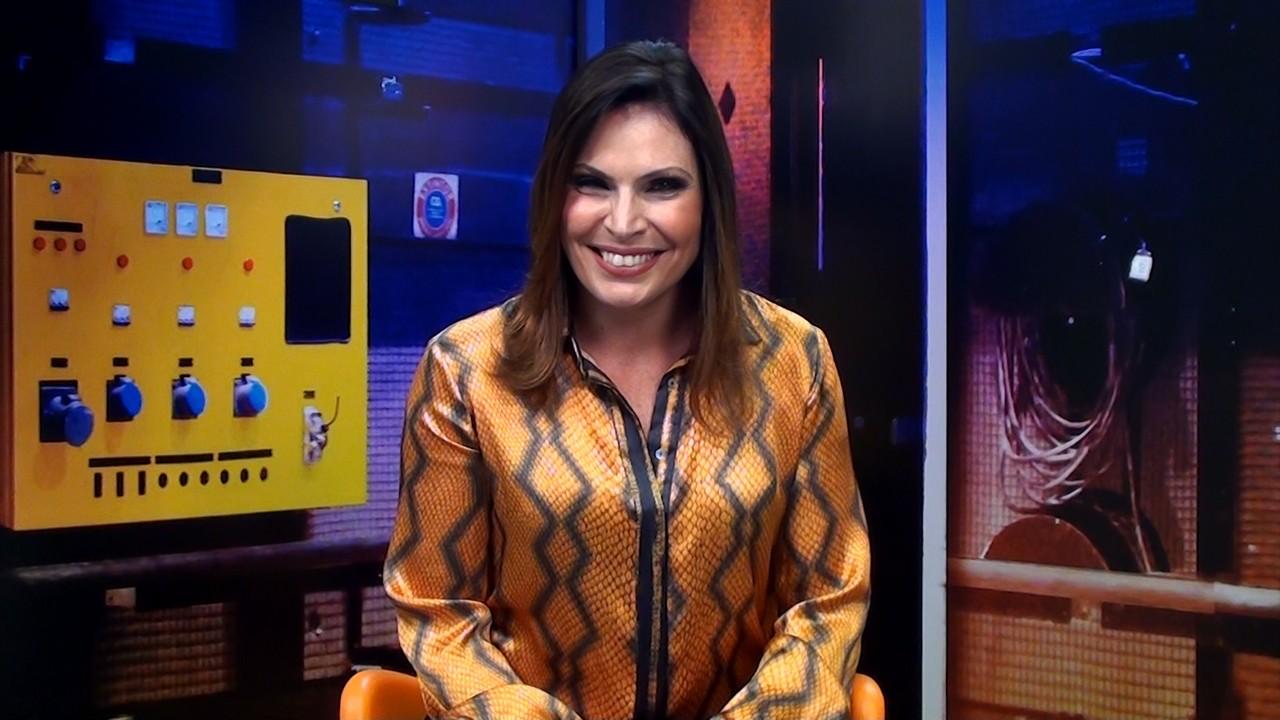 Laura Muller comenta dúvidas de personagens de Malhação
