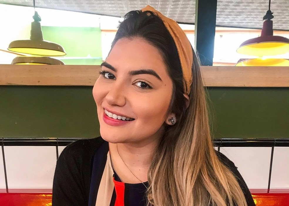 Emilly Belarmino tinha 25 anos e faleceu com Covid-19 nesta quarta-feira (31)   — Foto: Redes sociais